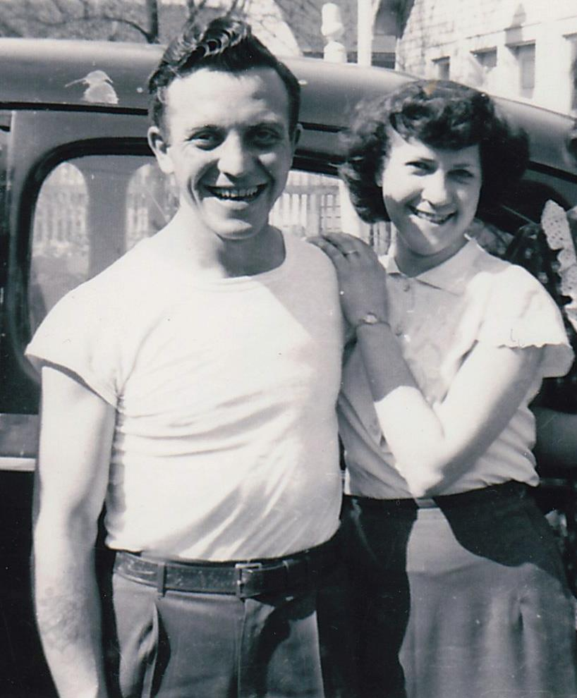 Grandpa Ben & Grandma Evelyn Sehr – purchased the land on June 19, 1959 where Que Sehra farm grows today