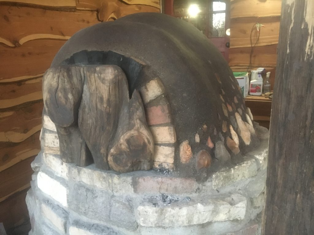Habitable Spaces Pizza Oven 2.0
